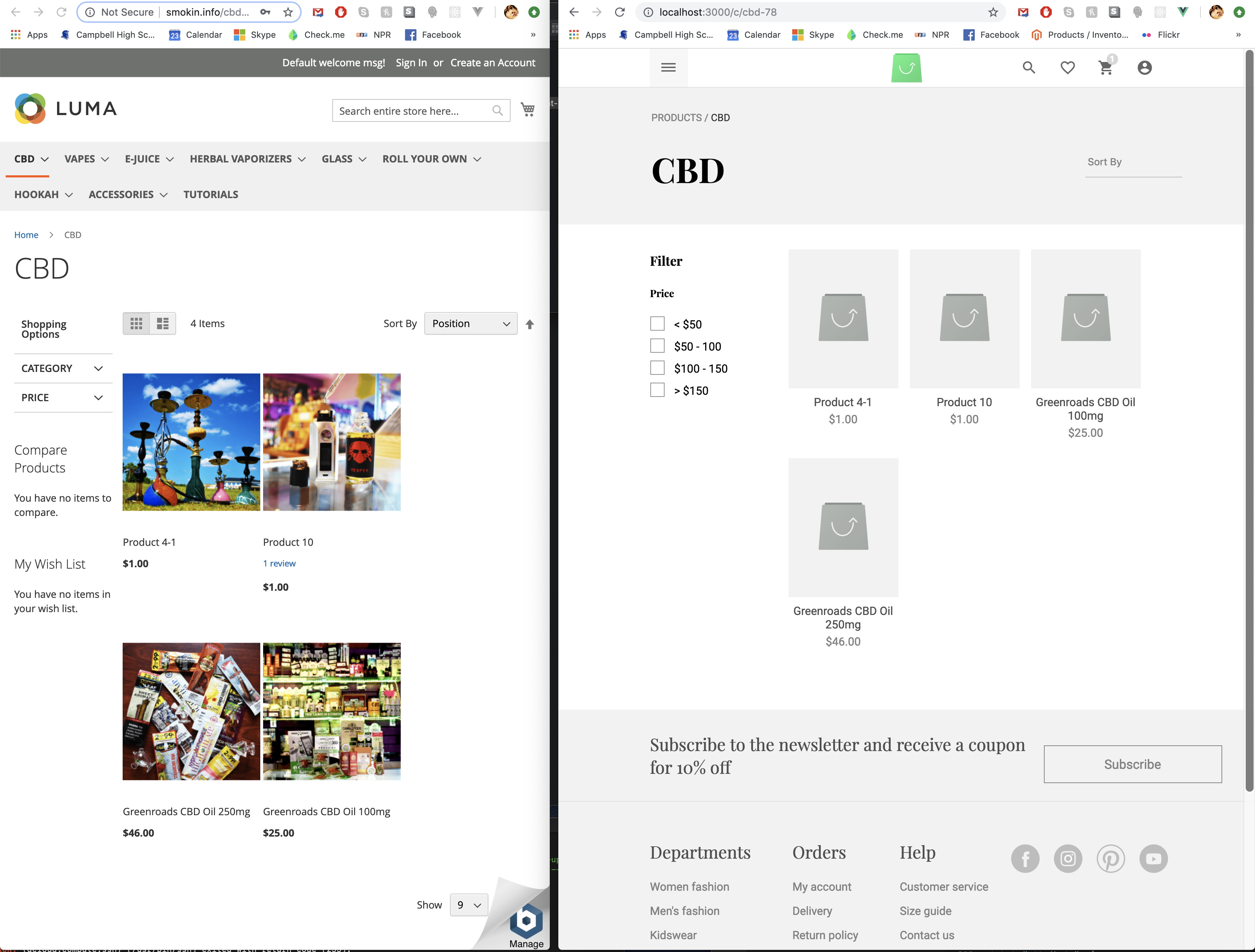 Product Images Not Displaying - Get Help - Vue Storefront forum